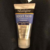 Neutrogena Ultimate Sport Face Sunblock Lotion uploaded by Jessica M.