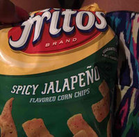 Fritos® Spicy Jalapeno Flavored Corn Chips uploaded by Jenine M.