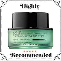 belif Peat Miracle Revital Eye Cream 0.84 oz/ 25 mL uploaded by Jennifer Eileen N.