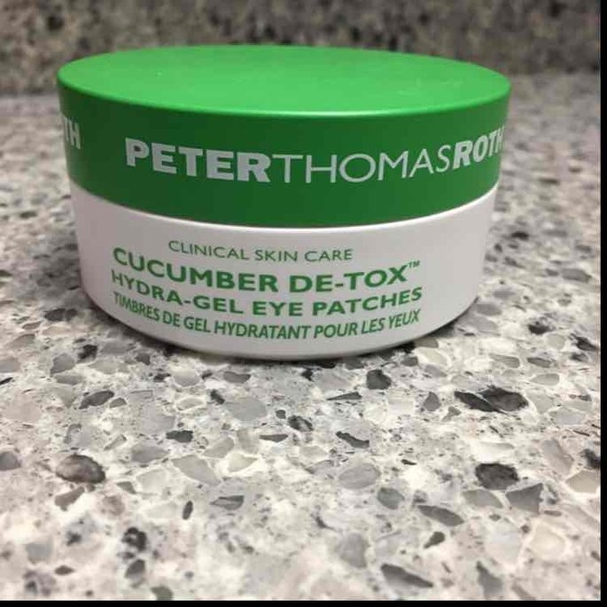 Peter Thomas Roth Cucumber De-Tox Bouncy Hydrating Gel uploaded by Cassandra M.
