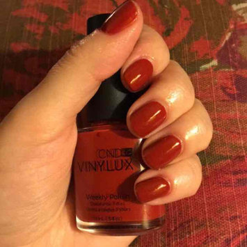 Photo of CND Vinylux Weekly Polish uploaded by Nikki T.