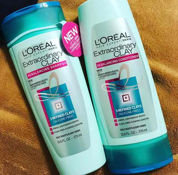 L'Oréal Extraordinary Clay Rebalancing Shampoo uploaded by Callie T.