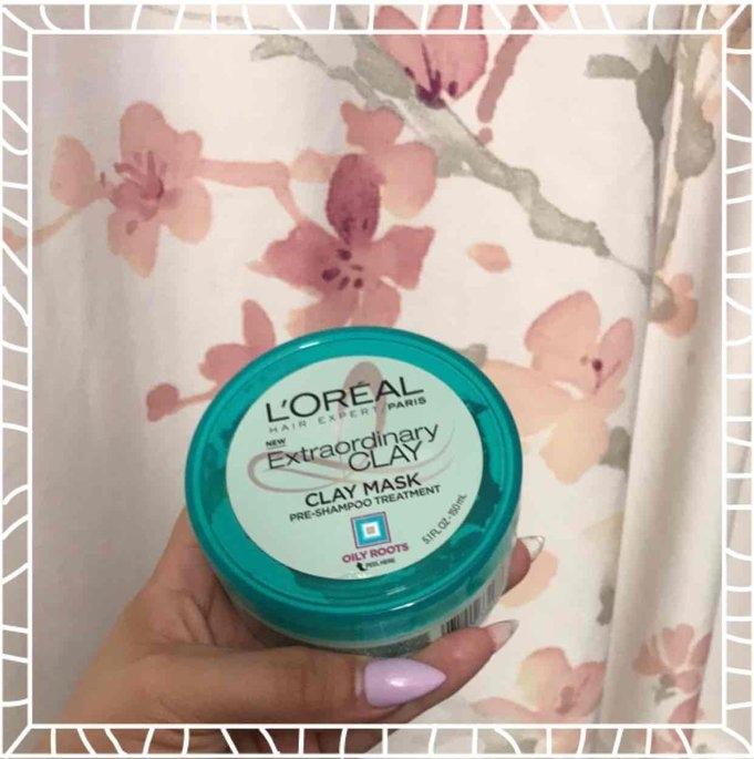 L'Oréal Extraordinary Clay Pre-Shampoo Treatment  Mask uploaded by Sandra S.