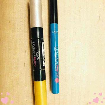 L'Oréal Infallible Paints Eyeshadow uploaded by Nesha N.