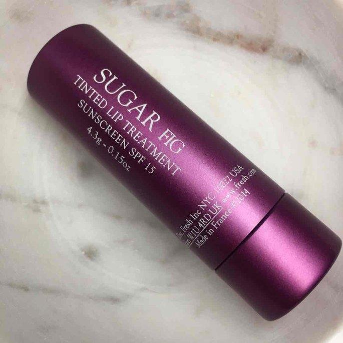Fresh® Sugar Tinted Lip Treatment SPF 15 uploaded by Nikole N.
