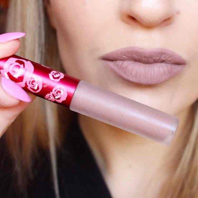 Lime Crime Matte Velvetines Lipstick uploaded by Aisha V.