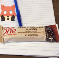 Fiber One Double Chocolate Almond Layered Chewy Bars uploaded by Leslie H.
