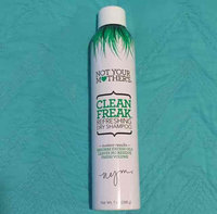 Not Your Mother's Clean Freak Unscented Dry Shampoo uploaded by Rachel L.