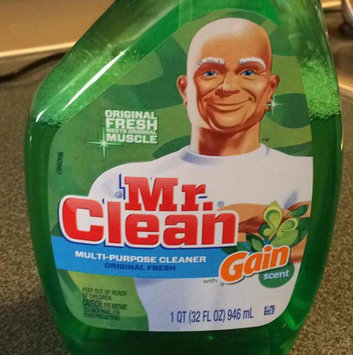 Photo of Mr. Clean with Gain - Spray, 32 oz uploaded by Amy S.