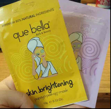 Photo of QUE BELLA 15G PEEL-OFF MASK uploaded by Madeline W.