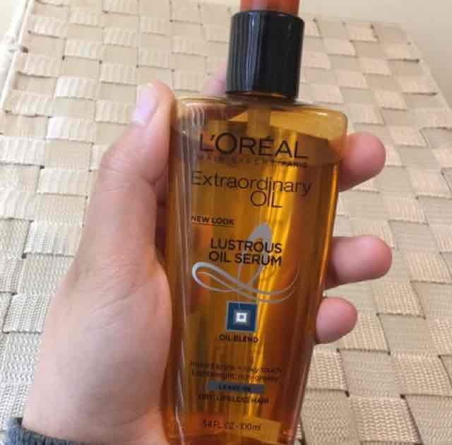 L'Oréal Advanced Haircare Extraordinary Oil Collection uploaded by Amanda K.