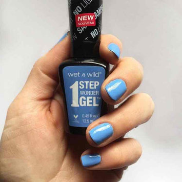 Wet 'n' Wild Wet n Wild 1 Step Wonder Gel Nail Color, Cyantific Method, .45 oz uploaded by Jessica G.