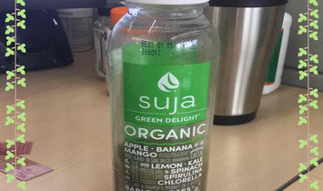 Suja® Organic Green Delight™ 100% Fruit & Vegetable Juice uploaded by Salli A.