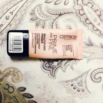 Photo of Catrice Prime And Fine Beautifying Primer uploaded by Nusreen M.
