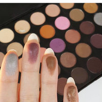 Morphe 35-Color Matte Palette uploaded by مدونه ج.