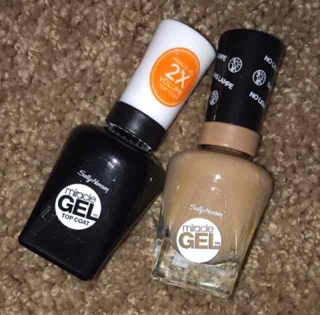 Sally Hansen® Miracle Gel™ Nail Polish uploaded by Brittany S.