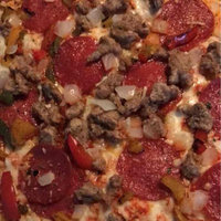 Newman's Own All Natural Thin & Crispy Supreme Pizza uploaded by Alissa D.