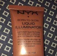 NYX Cosmetics Born to Glow Liquid Illuminator uploaded by Slayahontas S.