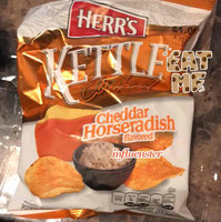 Herr's Family Size Barbecue Potato Chips uploaded by Tracey L.