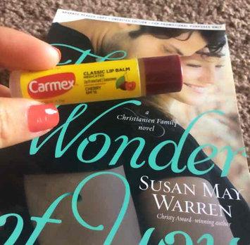 Photo of Carmex® Classic Lip Balm Cherry Stick uploaded by Paula Z.