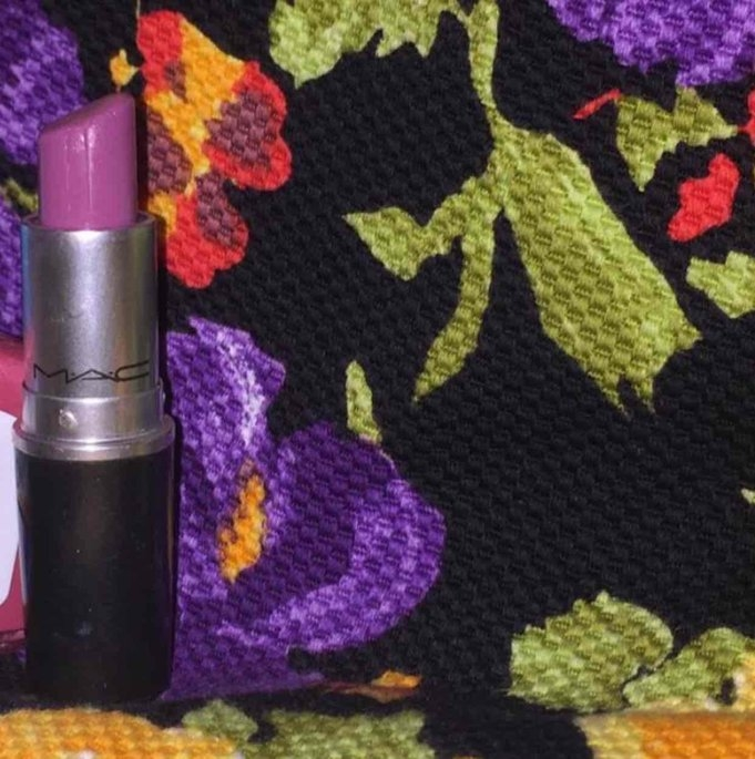 MAC Lipstick - Plum Dandy uploaded by Raysa G.