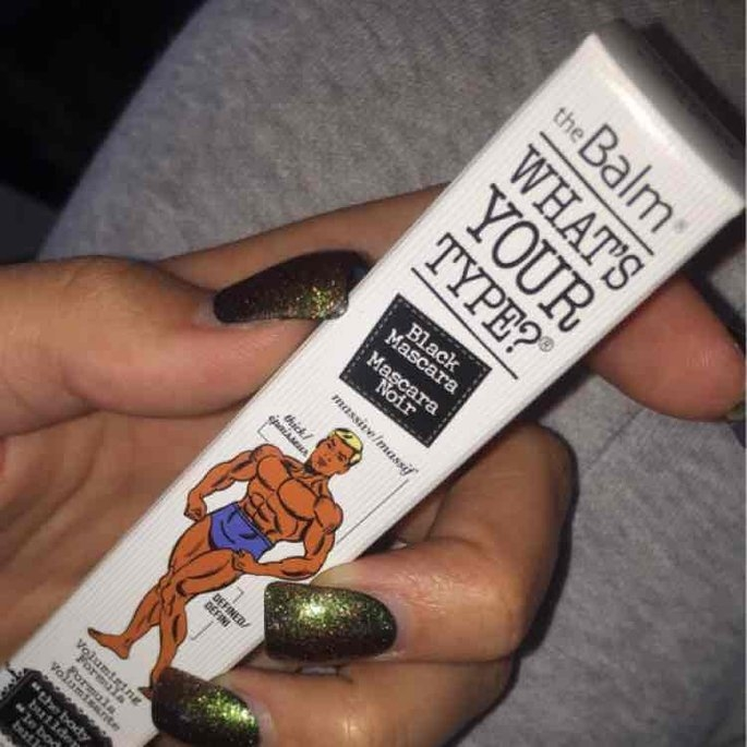 theBalm What's Your Type?  Body Builder Mascara uploaded by Bree F.