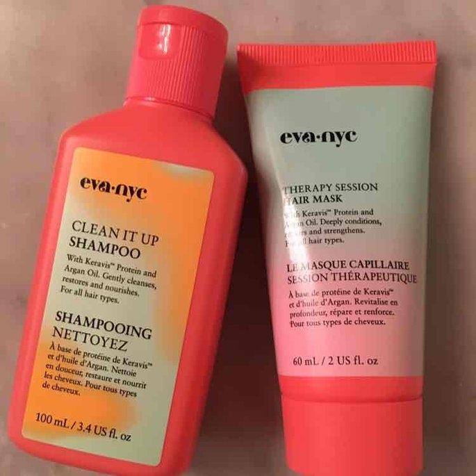 Eva NYC Clean It Up Shampoo uploaded by Briana J.