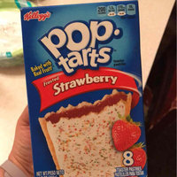 Kellogg's Pop-Tarts Frosted Strawberry uploaded by Darlene H.