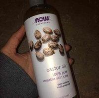 NOW Foods Solutions Castor Oil - 16 fl oz uploaded by Hafsa K.