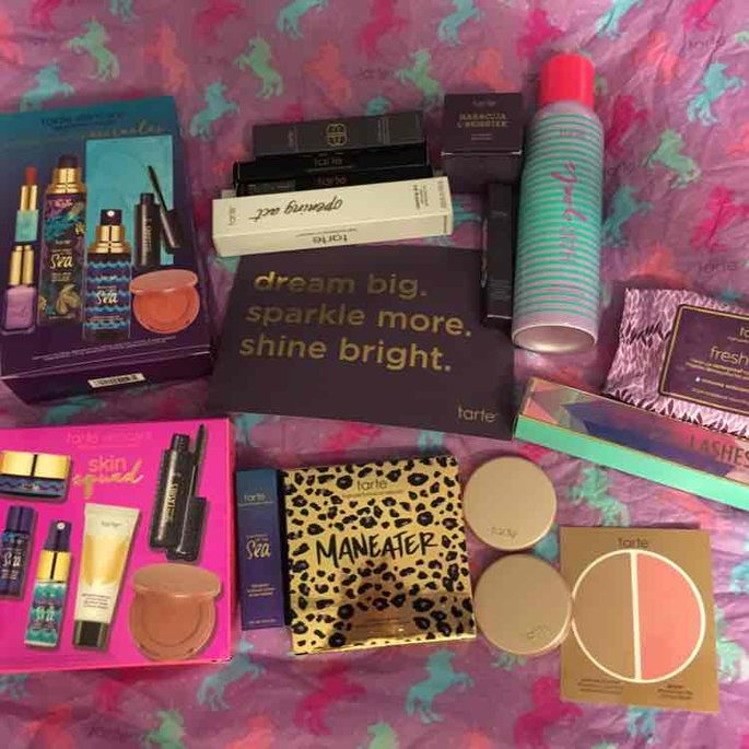 tarte Radiance Ritual Travel Set uploaded by Steph M.