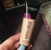 L'Oreal Infallible Total Cover Foundation uploaded by Brianna B.
