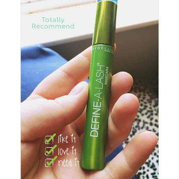 Maybelline Define-A-Lash® Lengthening Washable Mascara uploaded by Casara B.
