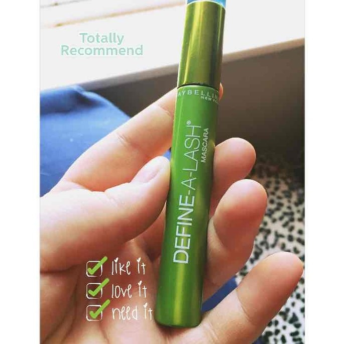 Maybelline Define-A-Lash Mascara uploaded by Casara B.