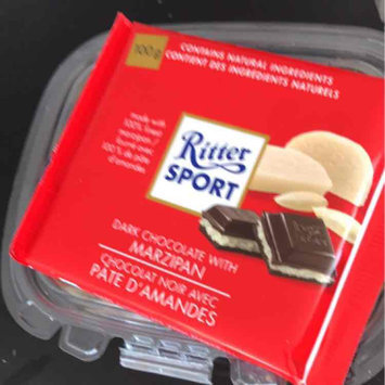 Photo of Ritter Sport Dark Chocolate with Marzipan uploaded by Farah A.