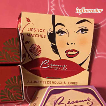 Besame Cosmetics Mini Lipstick Set uploaded by lorena g.