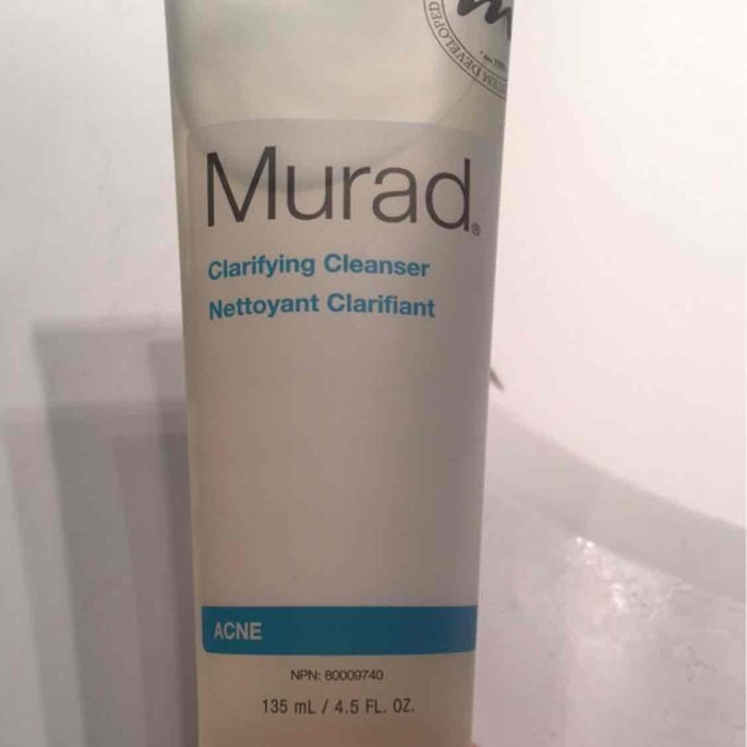 Murad Clarifying Cleanser uploaded by Sarah C.
