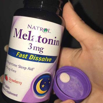 Photo of Natrol Melatonin Fast Dissolve uploaded by Lauren C.