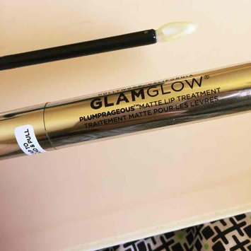 Photo of GLAMGLOW® Plumprageous™ Matte Lip Treatment uploaded by Vanessa G.
