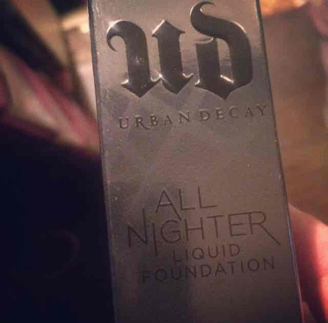 Urban Decay All Nighter Liquid Foundation uploaded by Tara L.
