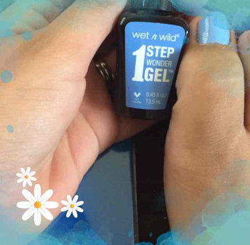 Wet 'n' Wild Wet n Wild 1 Step Wonder Gel Nail Color, Cyantific Method, .45 oz uploaded by Ebony C.