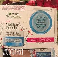 Garnier Skinactive Moisture Bomb Super Moisturizer SPF 30 uploaded by Wendy M.