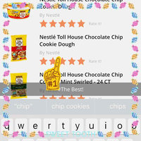 Nestlé Toll House Chocolate Chip Cookie Dough uploaded by Glo S.