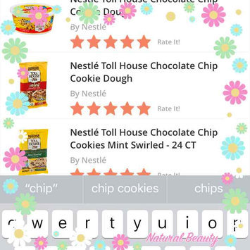 Photo of Nestlé® Toll House® Chocolate Chip Cookies Mint Swirled uploaded by Glo S.