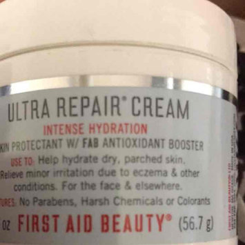Photo of First Aid Beauty Ultra Repair Cream 12 oz uploaded by Jessica V.