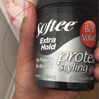 Softee Protein Styling Gel Extra Hold uploaded by Queen Dana T.
