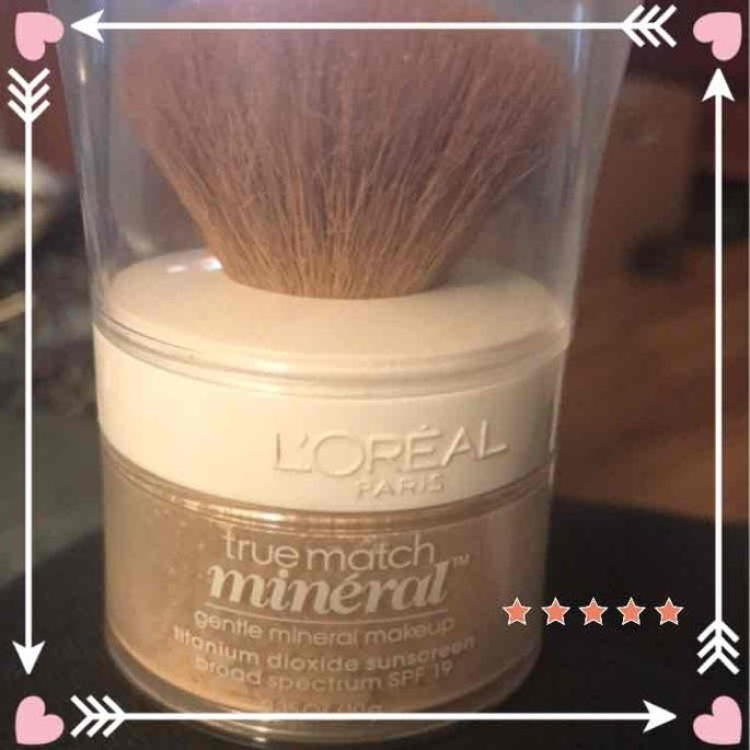 L'Oréal Paris True Match™ Mineral Foundation uploaded by Bekah N.