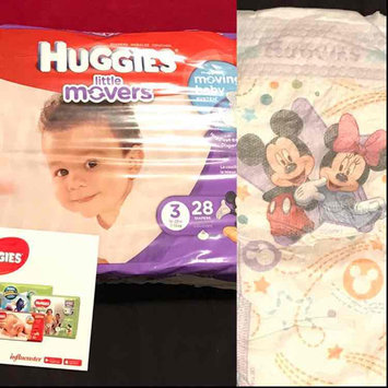 Huggies® Little Movers Diapers uploaded by Aneesa B.