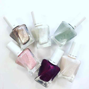 essie® Gel Couture Nail Color uploaded by Sharon P.