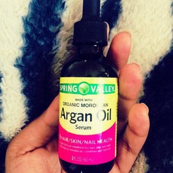 Photo of Spring Valley Organic Moroccan Argan Oil Serum Dietary Supplement, 2 fl oz uploaded by Angry B.