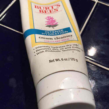 Photo of Burt's Bees Intense Hydration Cream Cleanser uploaded by Morgan P.